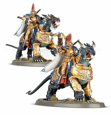 Warhammer Age of Sigmar Stormcast Eternals Dracothian Guard