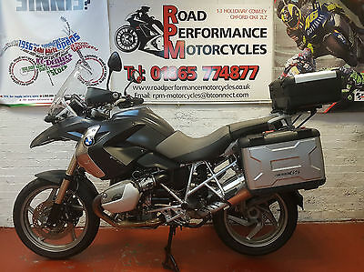 Bmw R 1200Gs Adventure Bike
