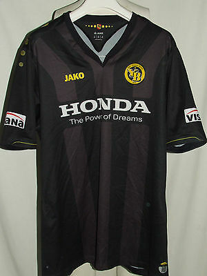 MAGLIA CALCIO SHIRT TRIKOT MAILLOT CAMISETA SPORT YOUNG BOYS AWAY tg. 3XL
