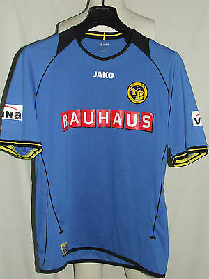 MAGLIA CALCIO SHIRT TRIKOT CAMISETA MAILLOT G.KEEPER YOUNG BOYS BERGER 10 tg. L