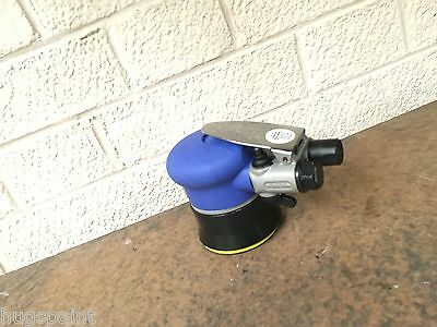 "3"" 75mm NEW Air Mini PALM Sander Dual Action/ DA Sander SMART REPAIR WHEEL"