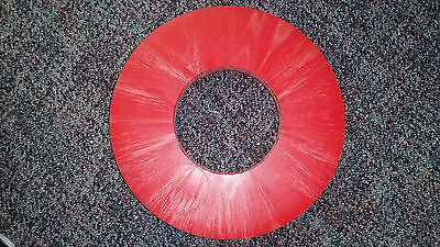 "Nylogrit 11"" rotary brush scrubber instalock pad driver 30345 5"""