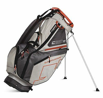 Sun Mountain C-130S Stand Golf Bag Mens - New 2015 Closeout Colors