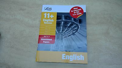 Letts 11 Plus English Success Assessment Papers