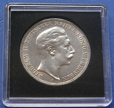 3 Mark 1912 A Silver Coin 90% KM# 527 Emperor Wilhelm II. Prussia German States