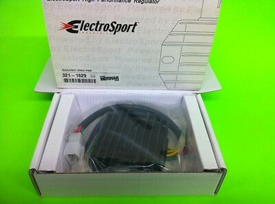new electrosport esr250 regulator vt600 vlx600  honda rvf750