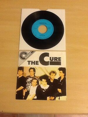 "The Cure-7"" Single-Close To Me-Rare East German 4 Track Ep 1988-Ex+/excellent+"