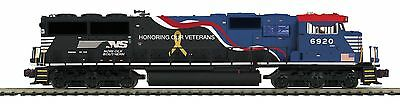 Mth 20-20594-1 Norfolk Southern. Sd60E Honoring Our Veterans Protosound 3.0 Hi