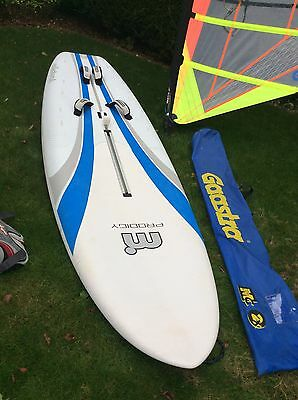 Windsurfing Kit, 2 Rigs, Fanatic And Mistral Boards.