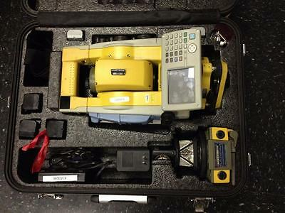 """Topcon IS 3"""" (IMAGING STATION) Total Station"""