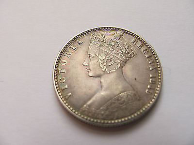Florin Victoria 1849 Silver Two Shillings