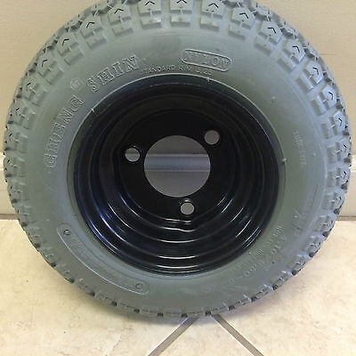 Tennant 1052672 Tire Assembly Non Marking Rubber Filled for 5680 5700 Scrubber