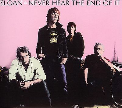 NEW Never Hear the End of It (Audio CD)