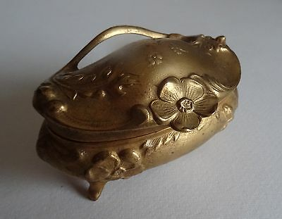 French Antique Ladies Trinket/Jewelry Box – 1880's