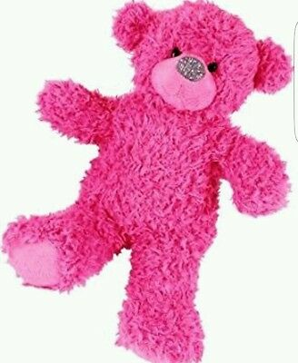 New Designabear Recordable Pink Bear Bnib. With A Tea Set + 3 Outfit