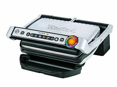 Tefal Optigrill Gc701D40, Brand New, Stainless Steel, 6 Programmes @look@