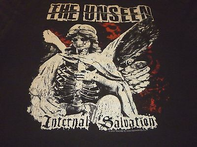 The Unseen Shirt ( Used Size M ) Very Good Condition!!!