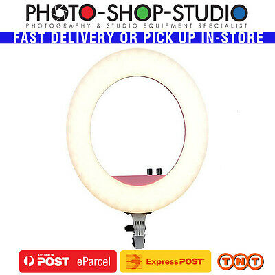 Nanguang Ring LED Light CN-R480C 3200-5600K 48W (Halo)- Pink