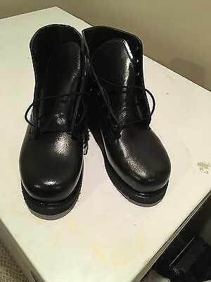 Canadian Force Parade Boots Brand New