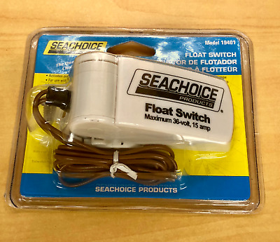 New Marine Boat Universal Float Switch for Bilge Pump SCP 19401