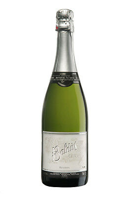 6 Botellas Cava Artesanal Brut Nature Natural Reserva Baldus
