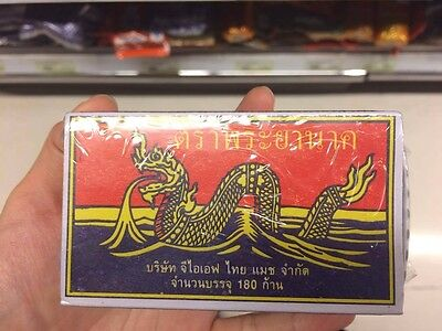Thai Traditional Match Box Kitchen Cooking Collectible Cigar Kindle Fire