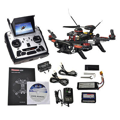 NEW Original Walkera Runner 250 Advance GPS Quadcopter w/DEVO F12E+OSD+1080P Cam