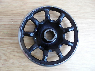 Vintage Singer Sewing Machine Wheel Part,simanco 80.15282 Heavy Metal