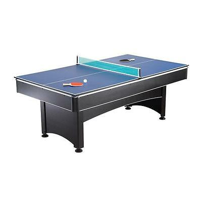 BlueWave Products POOL TABLES NG1023 Maverick 7 Ft. Pool Table W/ Table Tennis