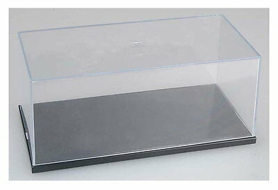 Dust Cover Display Counter Showcase Solid Military Vehicles 1/72 210x100x80mm