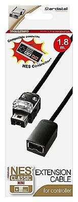 Extension Cable For Nes Mini Controller 1.8 M