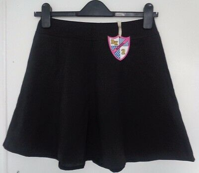 Sophie back to school sizes 12-13 (X2) 10-11 (X1) black skirt NEW WITH TAGS!!!