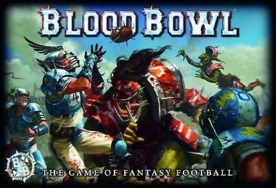 Blood Bowl - Das Fantasy Football Spiel (Deutsch) Games Workshop Game Orks Human