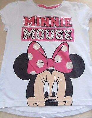 MINNIE MOUSE DISNEY TOP AGE 2/3 YEARS BUY 2 TOPS GET 3RD FREE make own bundle