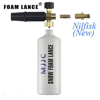 New Foam Lance For Nilfisk Rounded Fitting