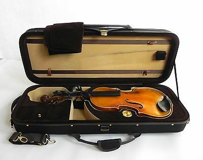 High Quality Foamed Oblong Viola Case!For 15''-16.5''Light Weight Strong&Durable