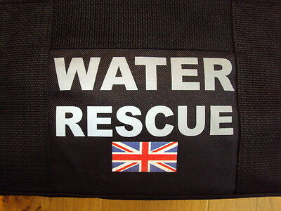Water Rescue - Fire & Rescue Service Reflective Holdall Work Bag - Fire Brigade
