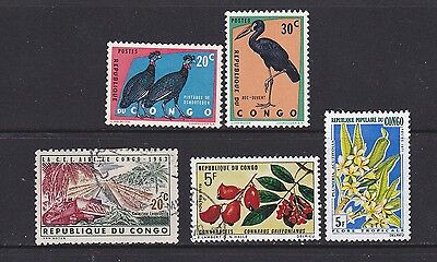 Stamps of the Republic of the Congo