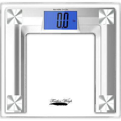 BalanceFrom High Accuracy Digital Bathroom Scale with Large ...