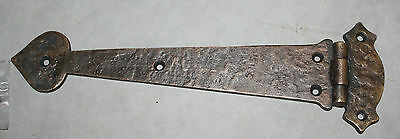 "12"" Weathered  BRASS STRAP HINGES ..NEW"