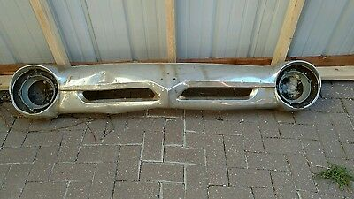 1956 ford truck grille