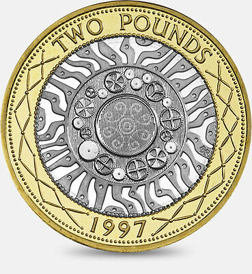 1997-2017 Uk Gb Definitive £2 Two Pound Coins - Select Dates From List