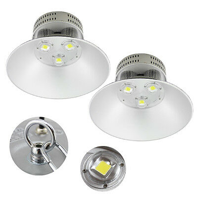 2X 150W LED High Bay Lighting Office Warehouse Commercial Industrial Factory