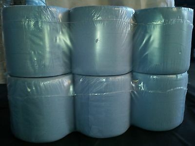 12 rolls (2 PACKS) x Blue Centrefeed Embossed 2ply Wiper Paper Towel