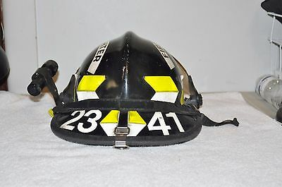 Genuine Structural Fire Fighting Helmet Model 911