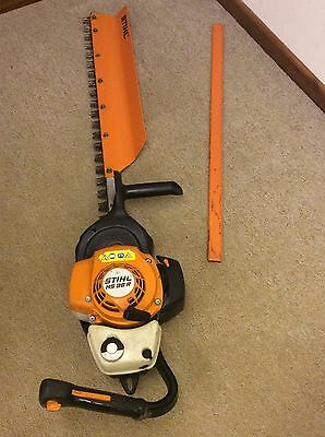 STIHL HS86R Petrol top of range hedge trimmer cutter Ship Worldwide