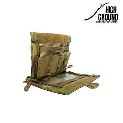 High Ground HG-8173 Instant-Access Admin Pouch, Short