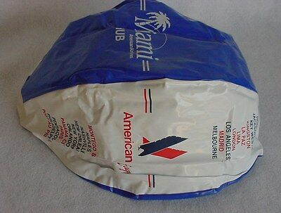 Vintage American Airlines Miami Hub Beach Ball  NEW