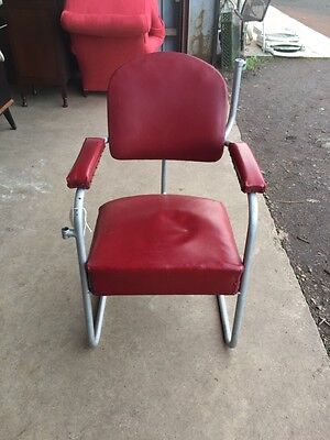 Unusual 1950's Chair