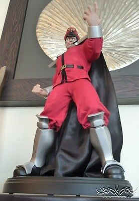 M. BISON Regular Classic SF2 Outfit Pop Culture Shock Street Fighter Statue